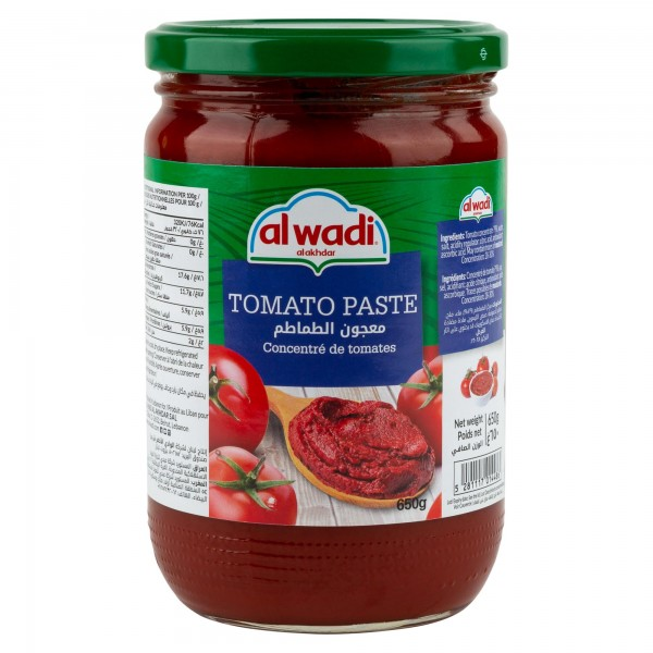 Al Wadi Al Akhdar Tomato Paste 331580-V001 by Al Wadi Al Akhdar