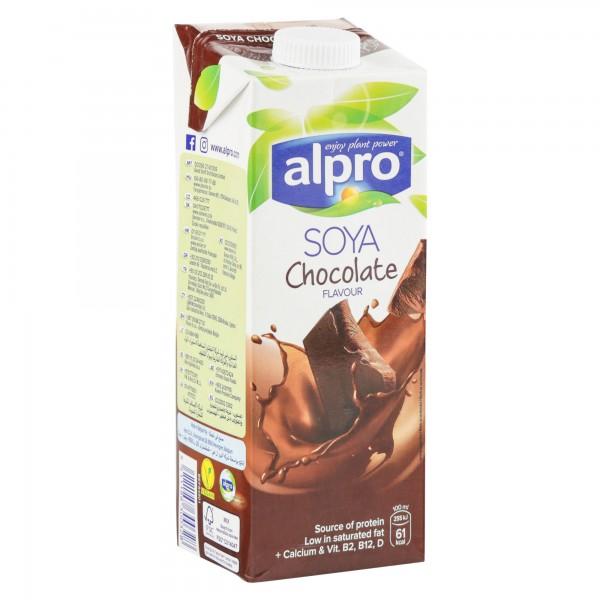 Alpro Soya Chocolate Drink 1L 331949-V001 by Alpro