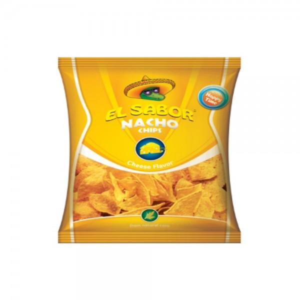 El Sabor Nacho Chips Cheese Party Size 332076-V001 by El Sabor