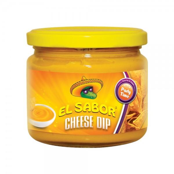 El Sabor Cheddar Cheese Dip 332083-V001 by El Sabor