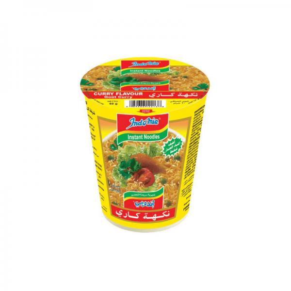 INDOMIE Curry Noodles 60g 332490-V001 by Indomie