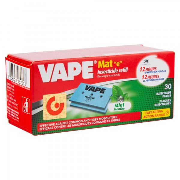 Vape Mat Balsamic Mint 30 Pieces 332541-V001 by Vape