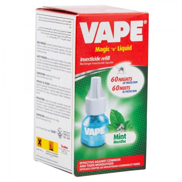 Vape Liquid Refill 60 Balsamic Mint 1 Piece 332542-V001 by Vape