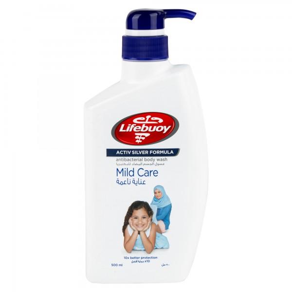 Lifebuoy Body Wash Mild Care 500ml 332640-V001