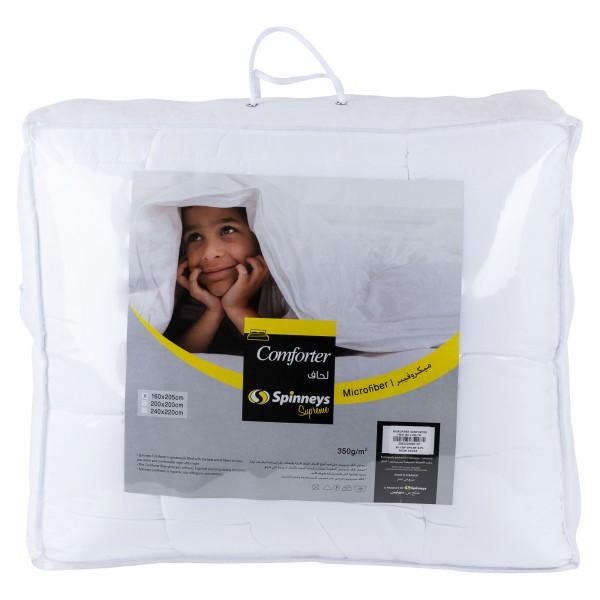 Spinneys Comforter Microfiber 160X205 350G 332992-V001