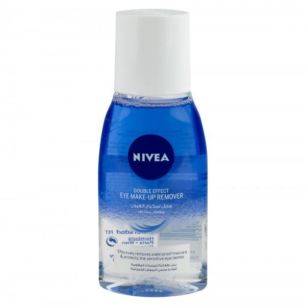 Nivea Double Effect Eye Makeup Remover 125ml 333348-V001
