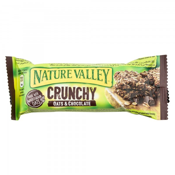 Nature Valley Crunchy Oats & Dark Chocolate Snack Bar 42G 333784-V001 by Nature Valley