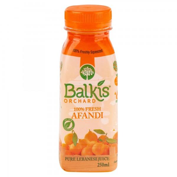 Balkis Afandi Juice 250ml 334590-V001 by Balkis Orchard
