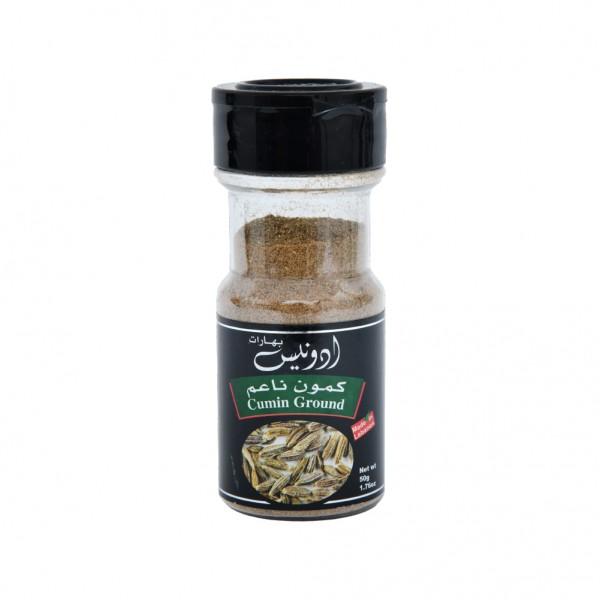 Adonis Cumin Ground Jar  - 50G 335225-V001 by Adonis Spices