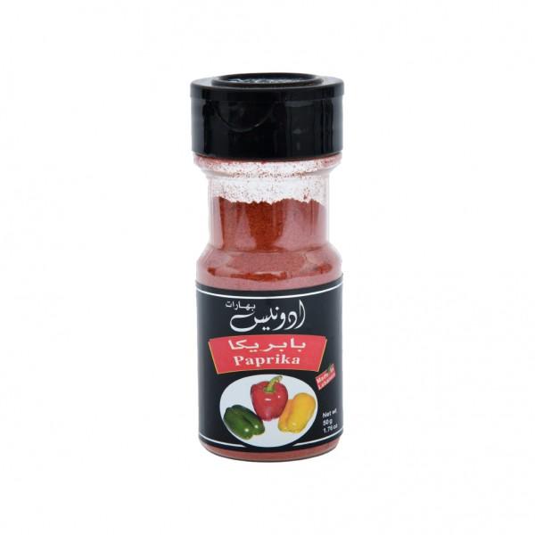 Adonis Paprika Jar  - 50G 335239-V001 by Adonis Spices