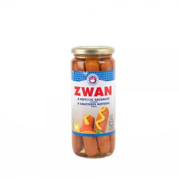 Zwan Hotdog 320g 335413-V001 by Zwan