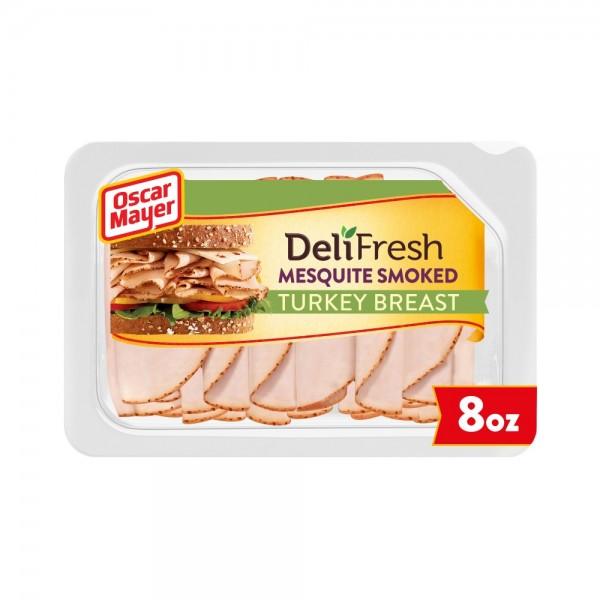Oscar Mayer Deli Fresh Mesquite Smoked Turkey Breast 335454-V001 by Oscar Mayer