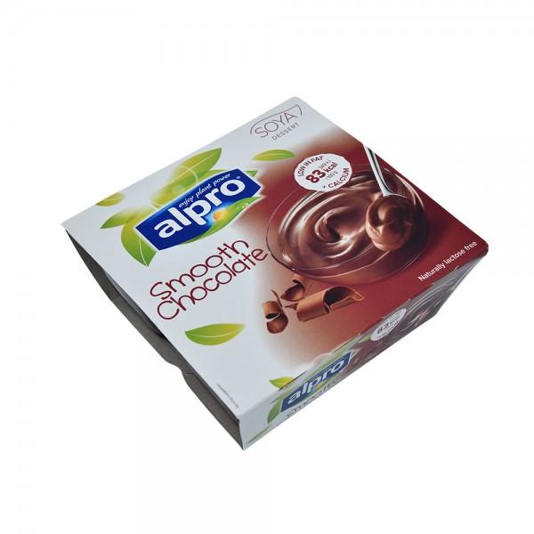 Alpro Dessert Chocolat 4x125g 335557-V001 by Alpro