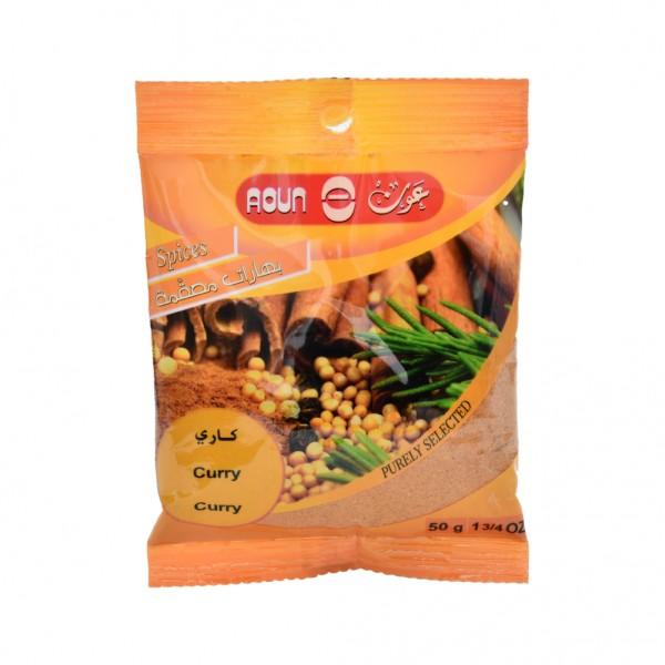 Aoun Curry  - 50G 336812-V001 by Aoun