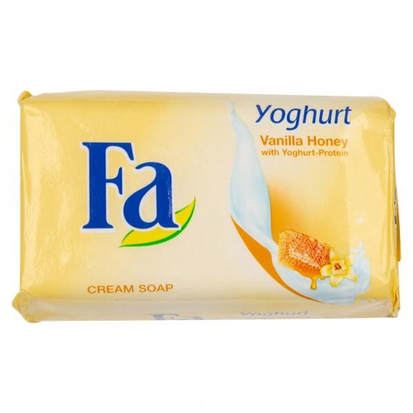 Fa Bar Soap Yoghurt Vanilla Honey 125G 337357-V001 by Fa
