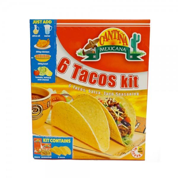 MEXICANA 6 TACO DINNER KIT 337439-V001 by Cantina Mexicana
