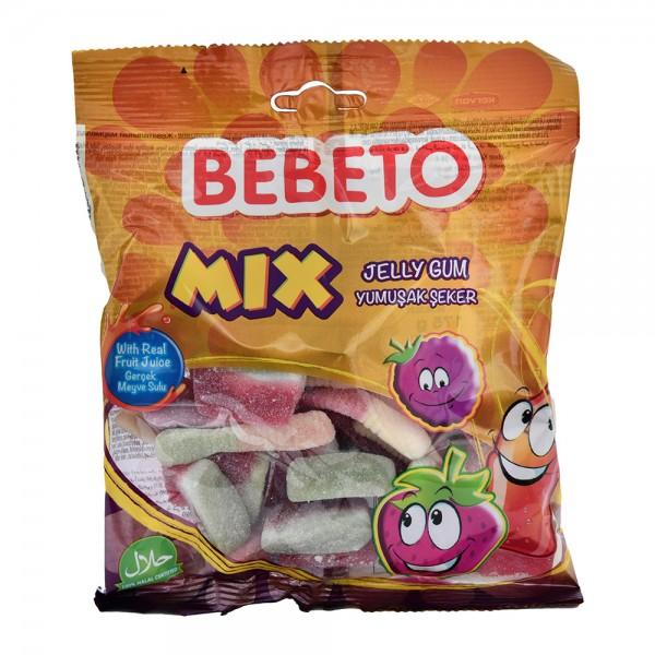 Bebeto Kervan Jelly Gum Sour Mix - 175G 337672-V001 by Bebeto