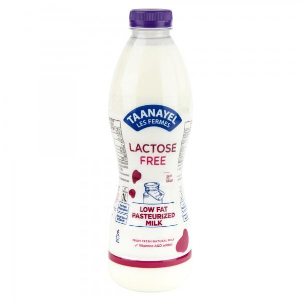 Taanayel Les Fermes Low Fat Lactose Free 1L 338179-V001 by Taanayel Les Fermes