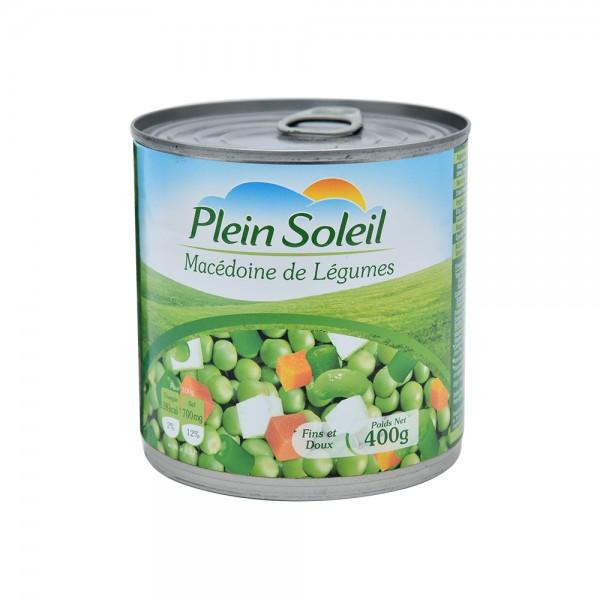 Plein Soleil Mixed Vegetables Can 400G 338462-V001 by Plein Soleil