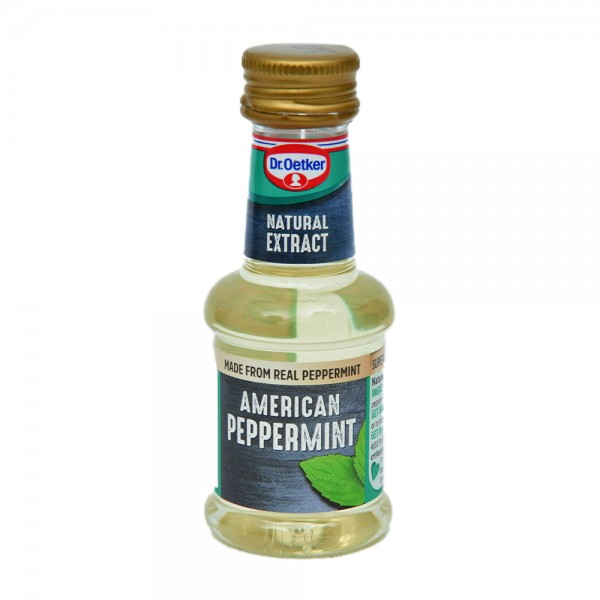 Dr. Oetker American Peppermint Natural Extract 35ml 338836-V001 by Dr. Oetker