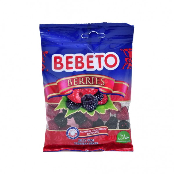 Bebeto Kervan Boy Berries - 80G 339140-V001 by Bebeto