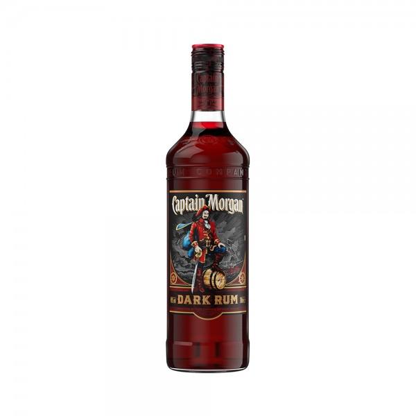 Rum Captain Morgan Dark 75cl 339720-V001 by Captain Morgan