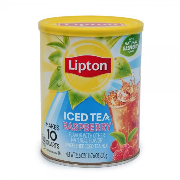 Lipton Tea Tea Instant Raspberry - 10Qt 339817-V001 by Lipton