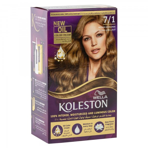 Wella Koleston Perfect Ash Blonde 120ml 340735-V001