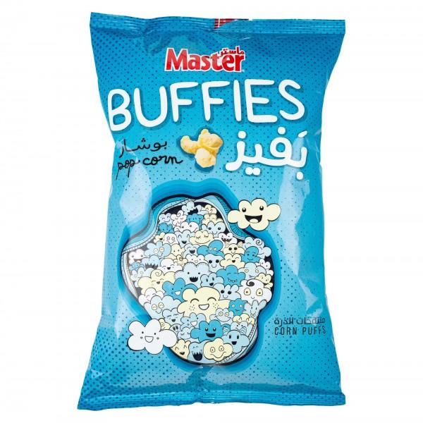 Master Buffies Popcorn 80g 345606-V001 by Master Chips