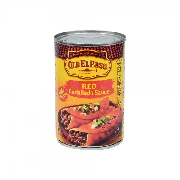 O.El Paso Enchilada Sauce Medium - 10Oz 346495-V001 by Old El Paso
