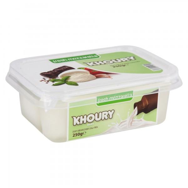 Khoury Dairy Fresh Mozzarella 250G 347899-V001 by Dairy Khoury