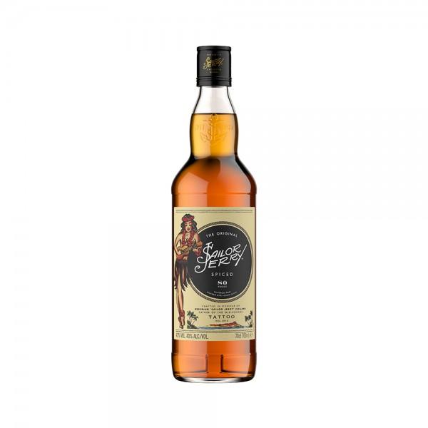 Sailor Jerry Premium Rum - 700Ml 348669-V001 by Sailor Jerry