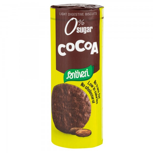 Santiveri Light Digestive Biscuits Cocoa 200G 350884-V001 by Santiveri