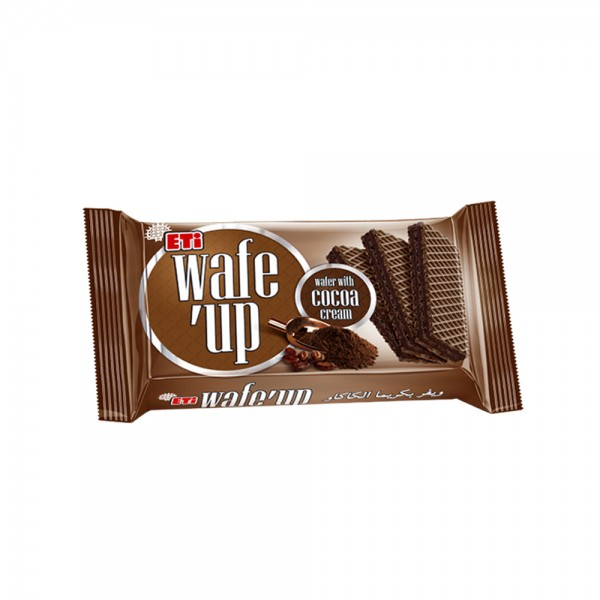 Eti Wafe Up Wafer Cocoa Bisc 350891-V001 by Eti
