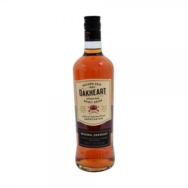 Bacardi Oakheart - 700Ml 351118-V001 by Bacardi