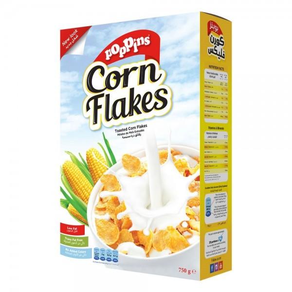 Corn Flakes 750g + 33% Free 352489-V002 by Poppins