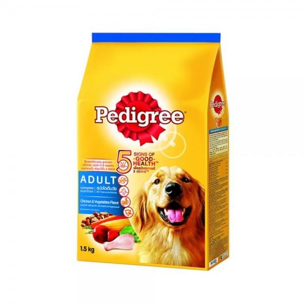 Pedigree Dog Food Chicken Liver 1.5Kg 355294-V001 by Pedigree