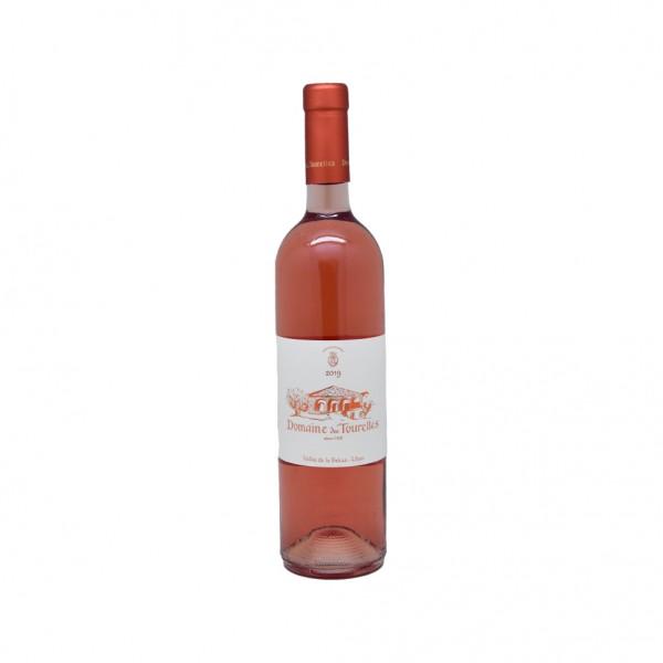 D.Tourelle Rose Wine - 750Ml 355740-V001 by Domaine des Tourelles