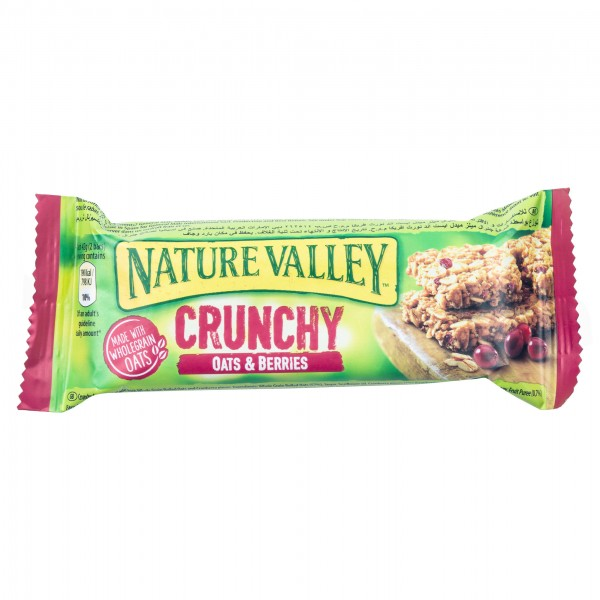 Nature Valley Crunchy Oats & Berries Snack Bar 42G 355882-V001 by Nature Valley