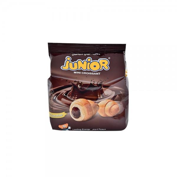 Junior Mini Croissant Filled Chocolate - 30G 356163-V001 by Junior