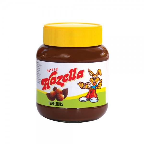 Hazella Hazelnut Spread Jar 700G 357145-V001 by Hazella