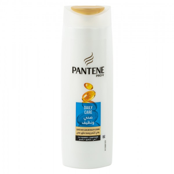 Pantene Pro-V classic Care 2 In 1 Shampoo & Conditioner 400ml 357200-V001 by Pantene