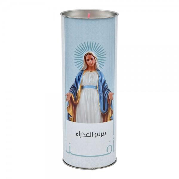 Ceraria Bougie Virgin Mary Umbra 357977-V001 by Ceraria Cicogna