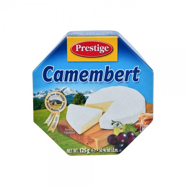 Prestige Camembert Cheese 125G 358528-V001 by Alpenhain Prestige