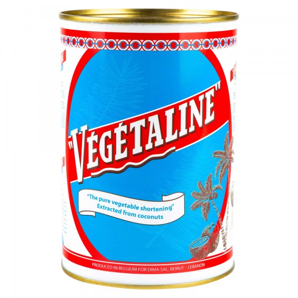 Vegetaline Pure Vegetable Shortening Coconut Ghee 900G 358614-V001 by Vegetaline