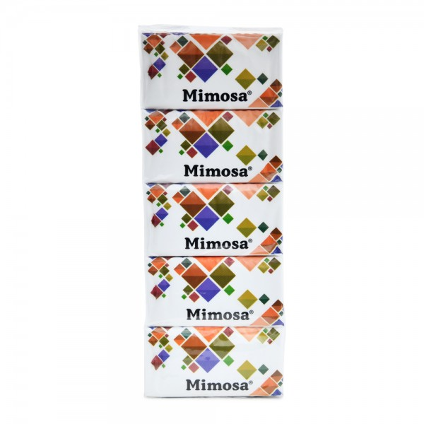 Mimosa Assorted Pocket Tissues 10 Count 359246-V001 by Mimosa