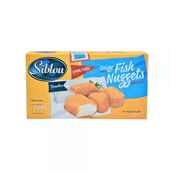 Siblou Fish Nuggets 250g 359919-V001 by Siblou