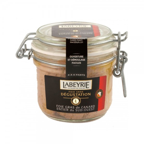 Labeyrie Foie Gras Bocal Entier 359947-V001 by Labeyrie