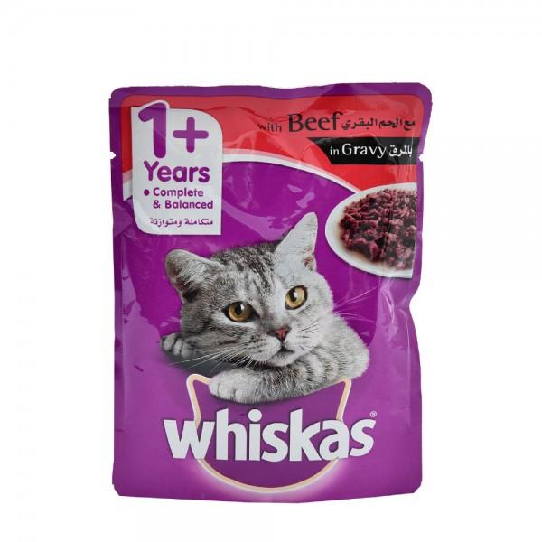 Whiskas Bites Beef 361960-V001 by Whiskas