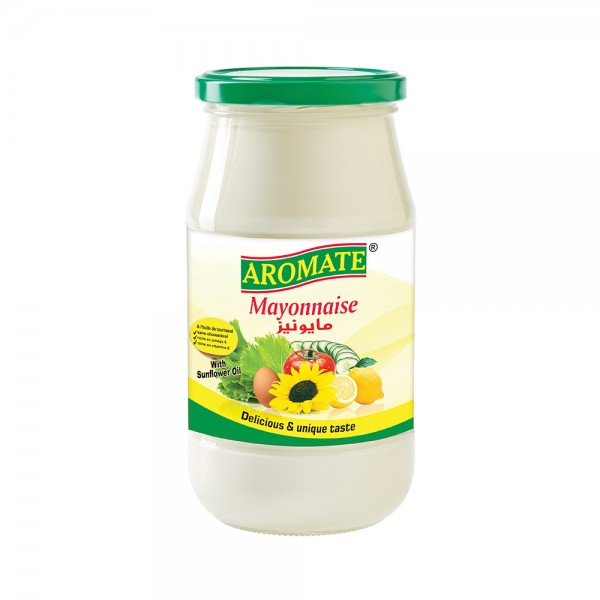 Aromate Mayonnaise 450ml 362211-V001 by Aromate